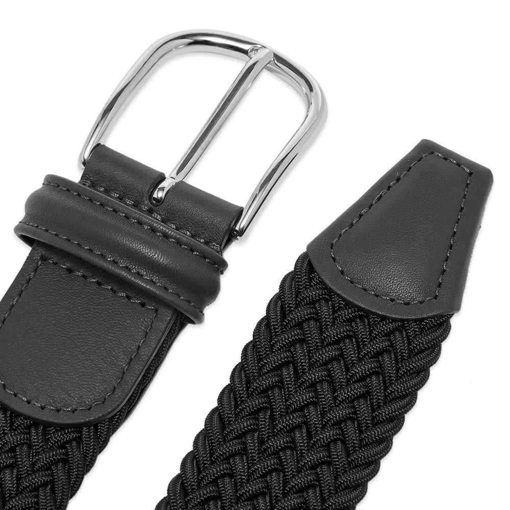 Anderson's Woven Textile Belt - Black