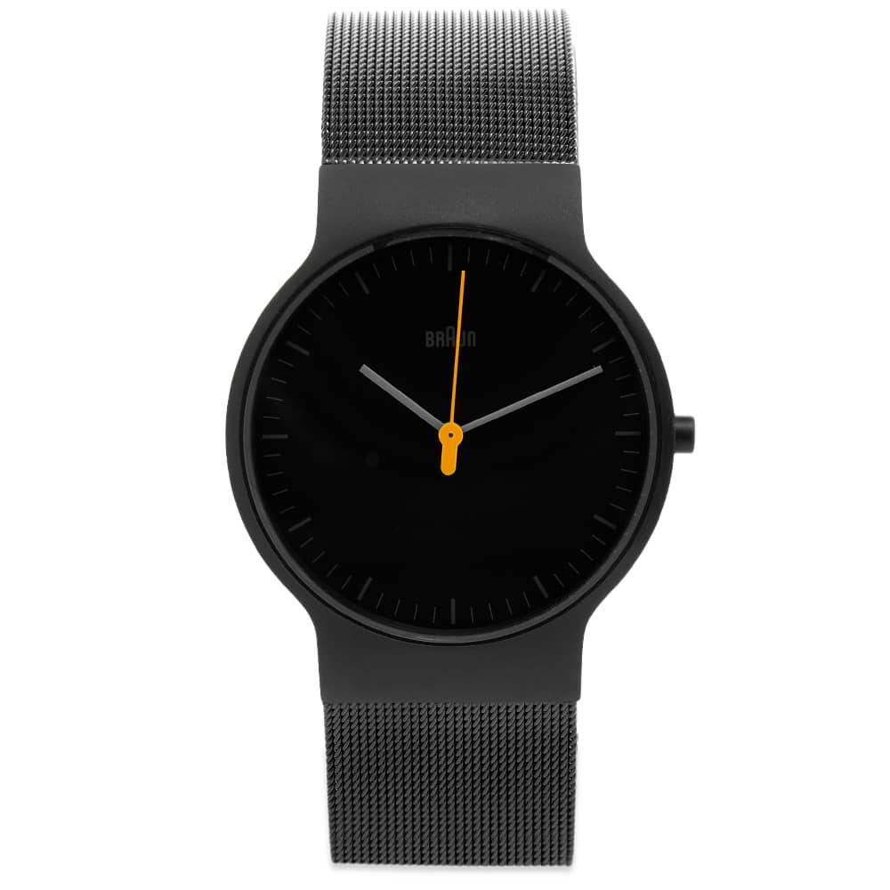 Braun BN0211 Watch - Black