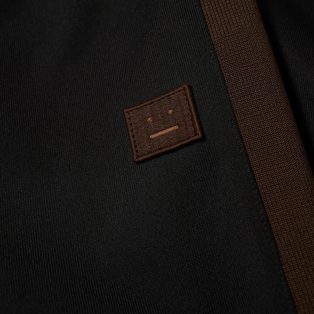Acne Studios Mini Prescot Face Track Pant - Black