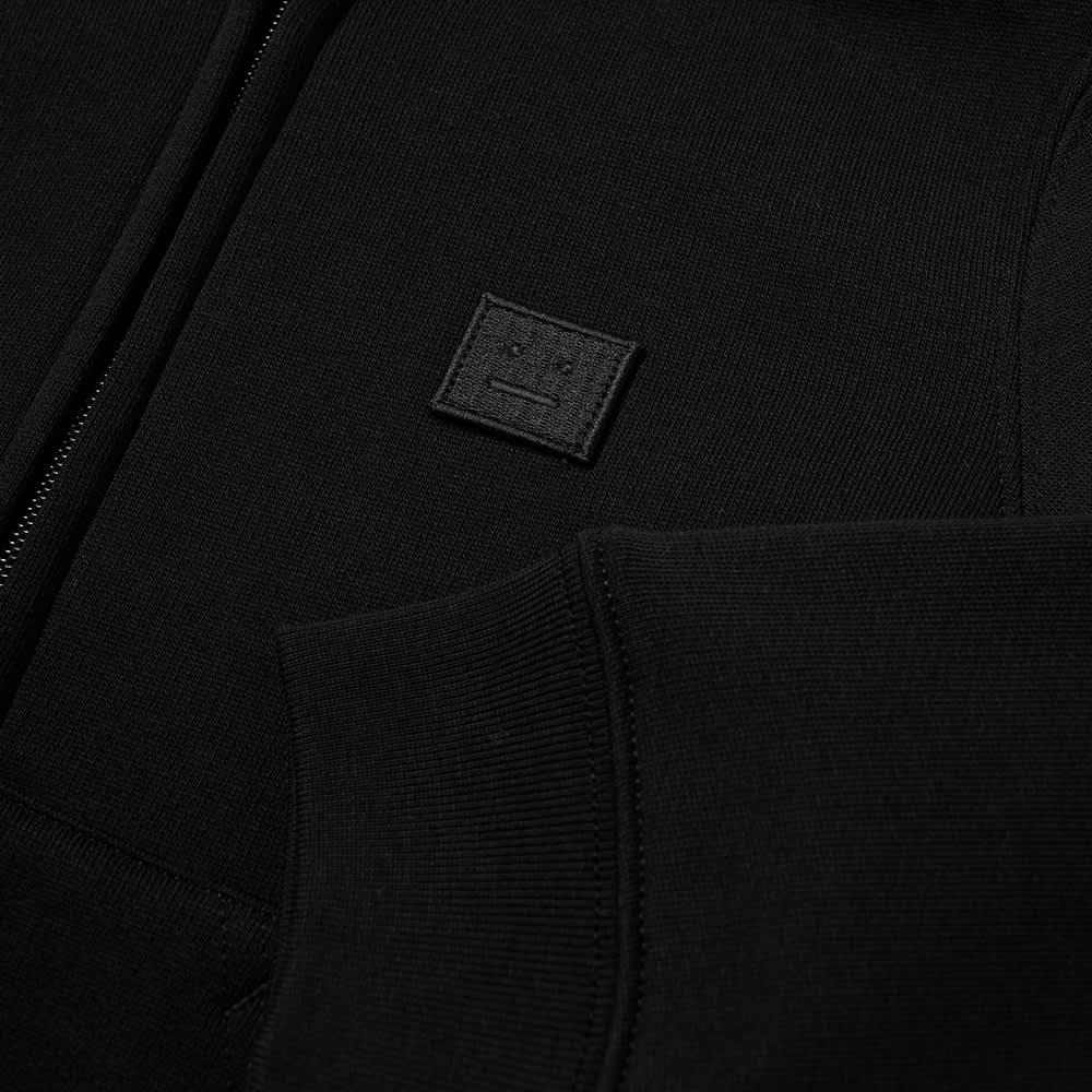 Acne Studios Mini Ferris Zip Hoody - Black