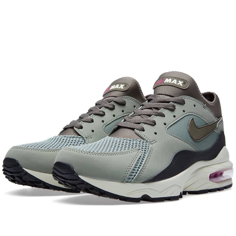 Nike Air Max 93 Jade Stone \u0026 Dark Dune