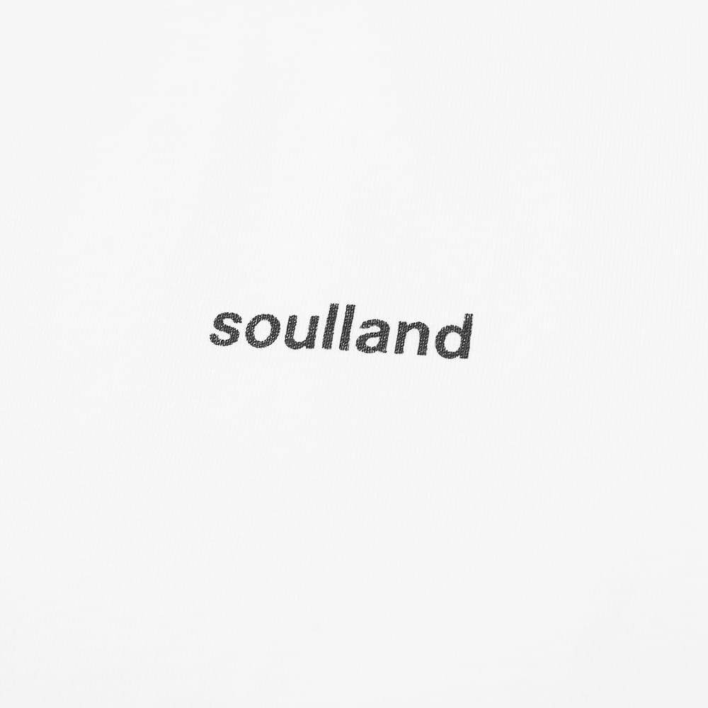 Soulland Logic Coffey Print Tee - White