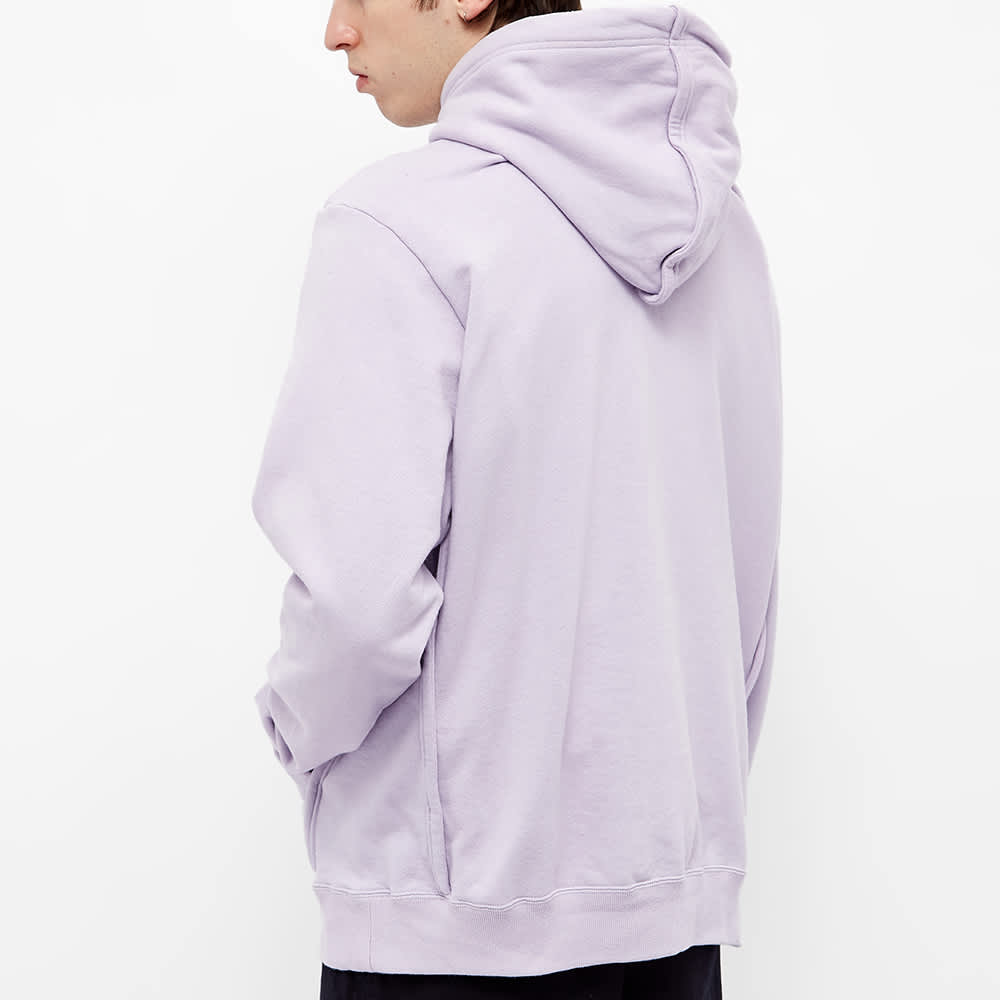 Undercover Destroy Popover Hoody - Lavender