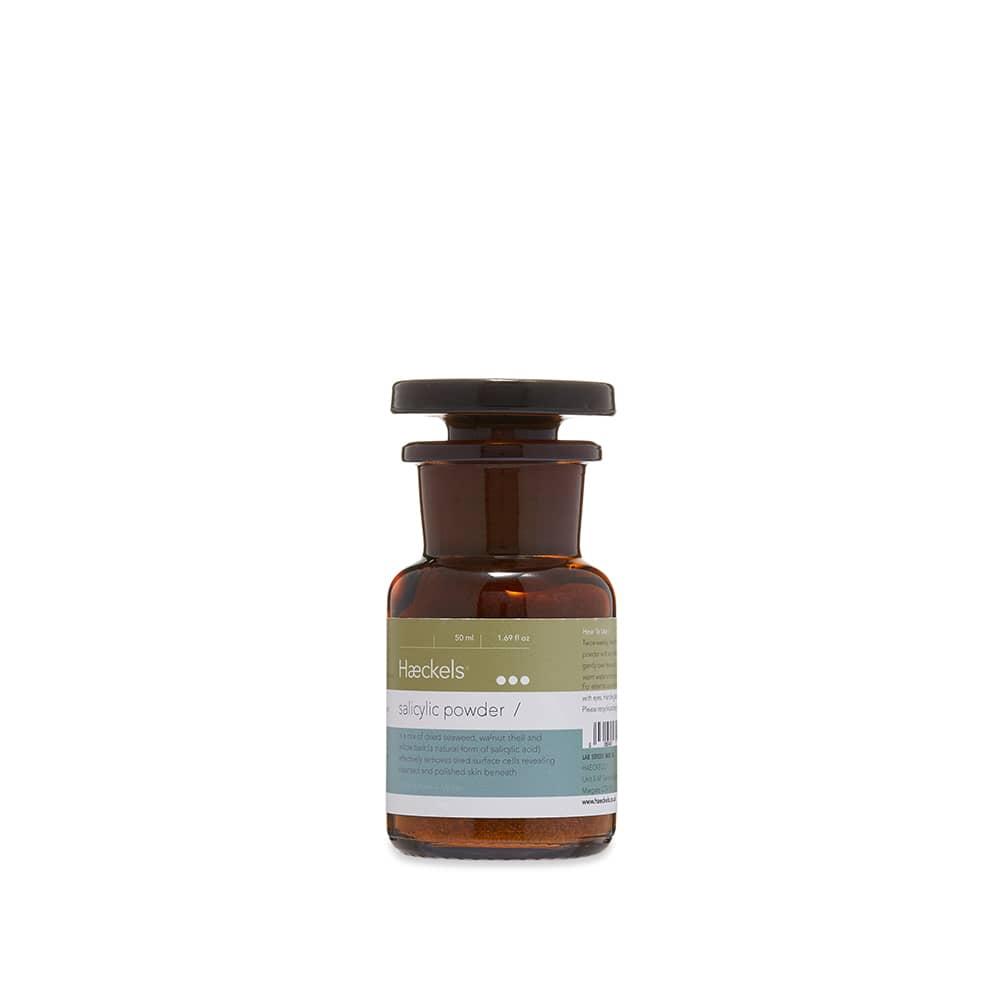 Haeckels Seaweed + Salicylic Powder Exfoliant - 50ml