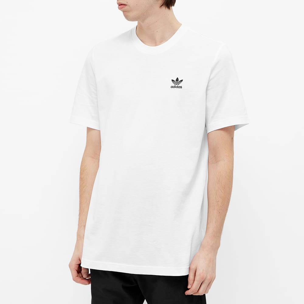 Adidas Essential Tee - White