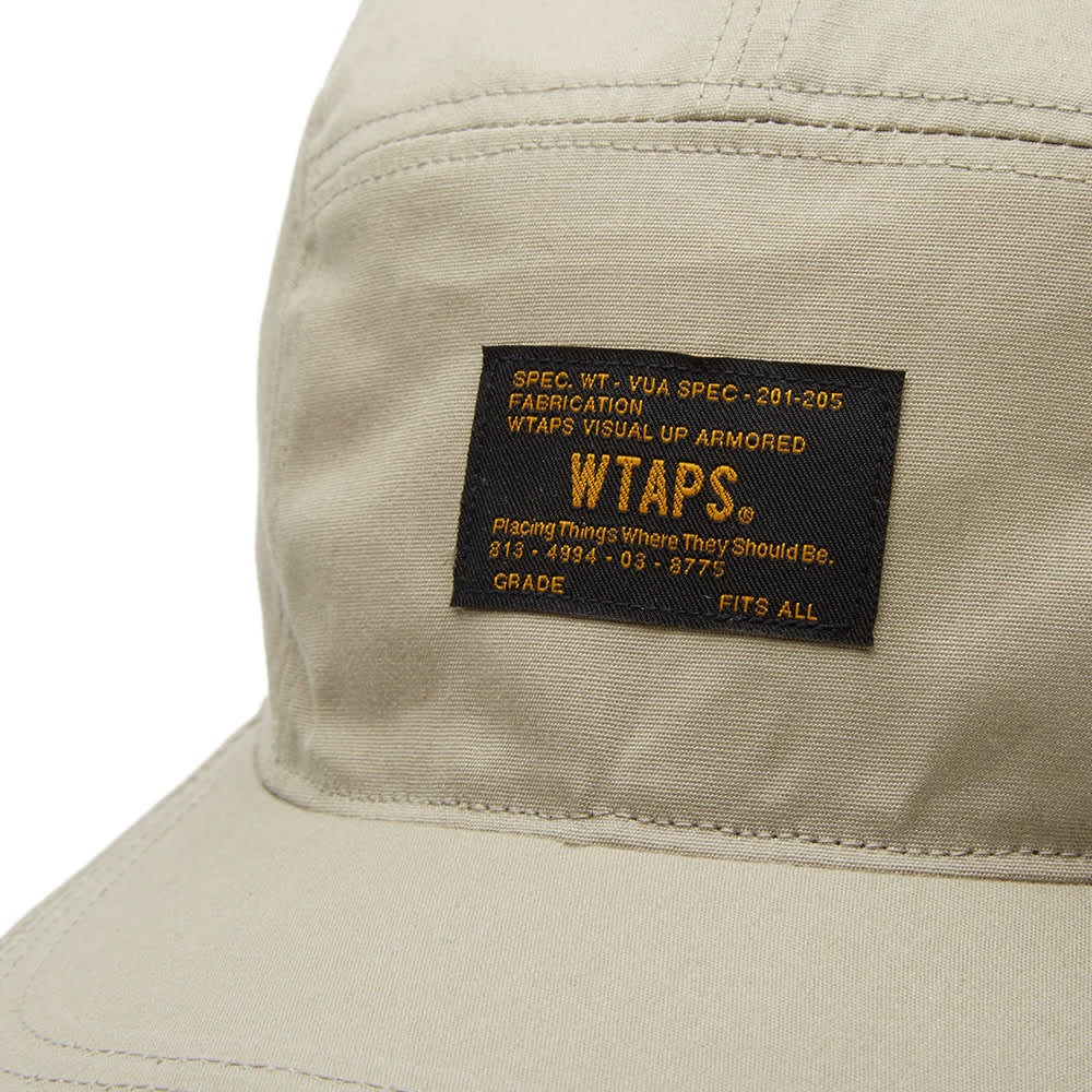 WTAPS Commander 01 Cap - Coffee Stain