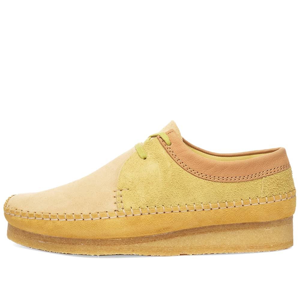 Clarks Originals x Levi's Vintage Clothing Weaver - Yellow Combi