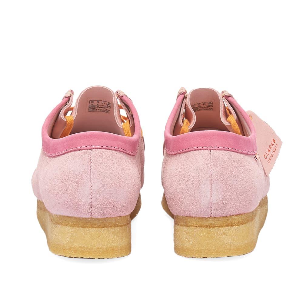 Clarks Originals x Levi's Vintage Clothing Wallabee - Pink Combi