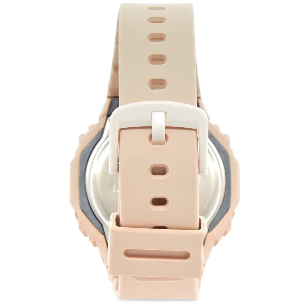 Casio G-Shock GMA-S2100 36mm New Carbon Watch - Pink