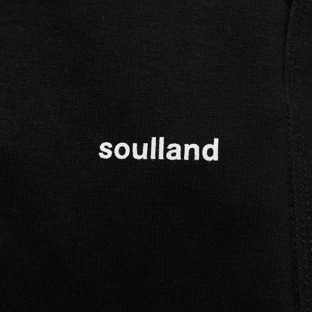 Soulland Elijah Sweat Pant - Black