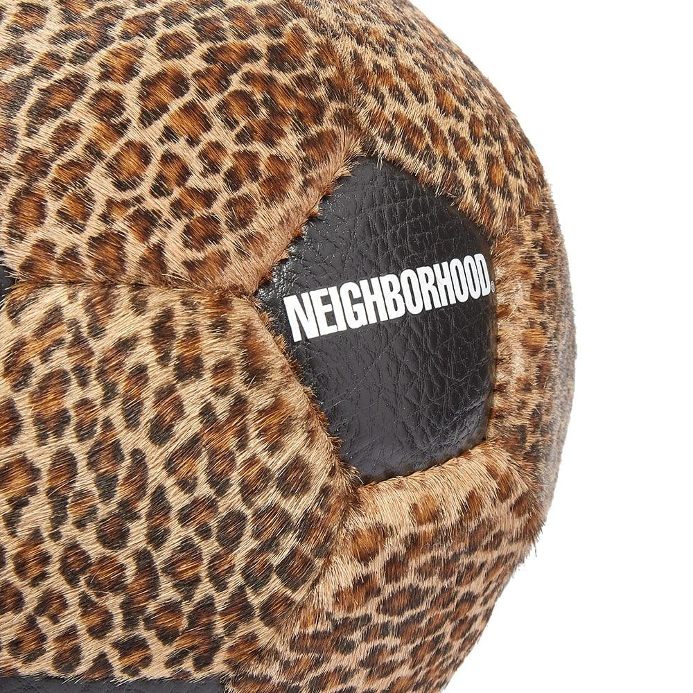 END. x Adidas x Neighborhood Away Football - Leopard