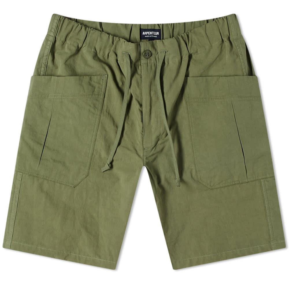 Arpenteur Cargo Short - Green
