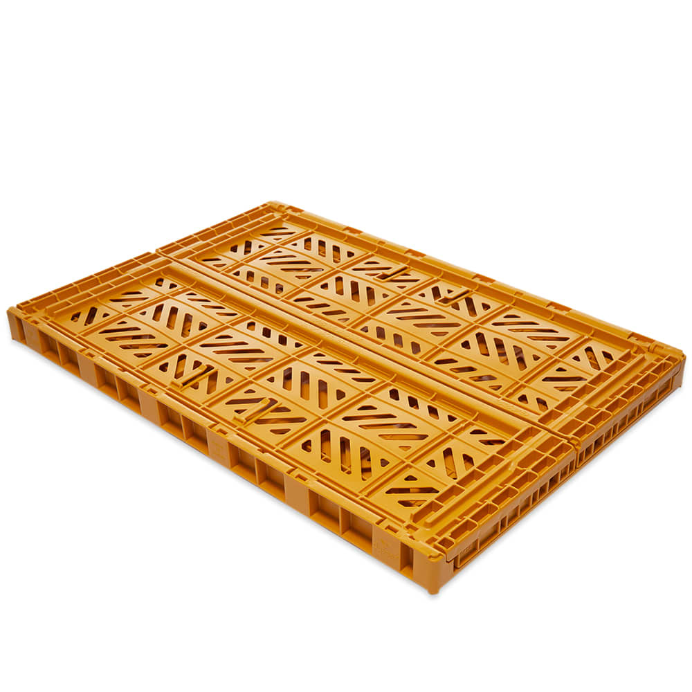 Aykasa Maxi Crate - Mustard
