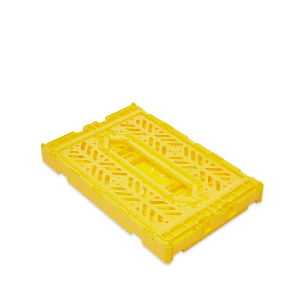 Aykasa Mini Crate - Yellow