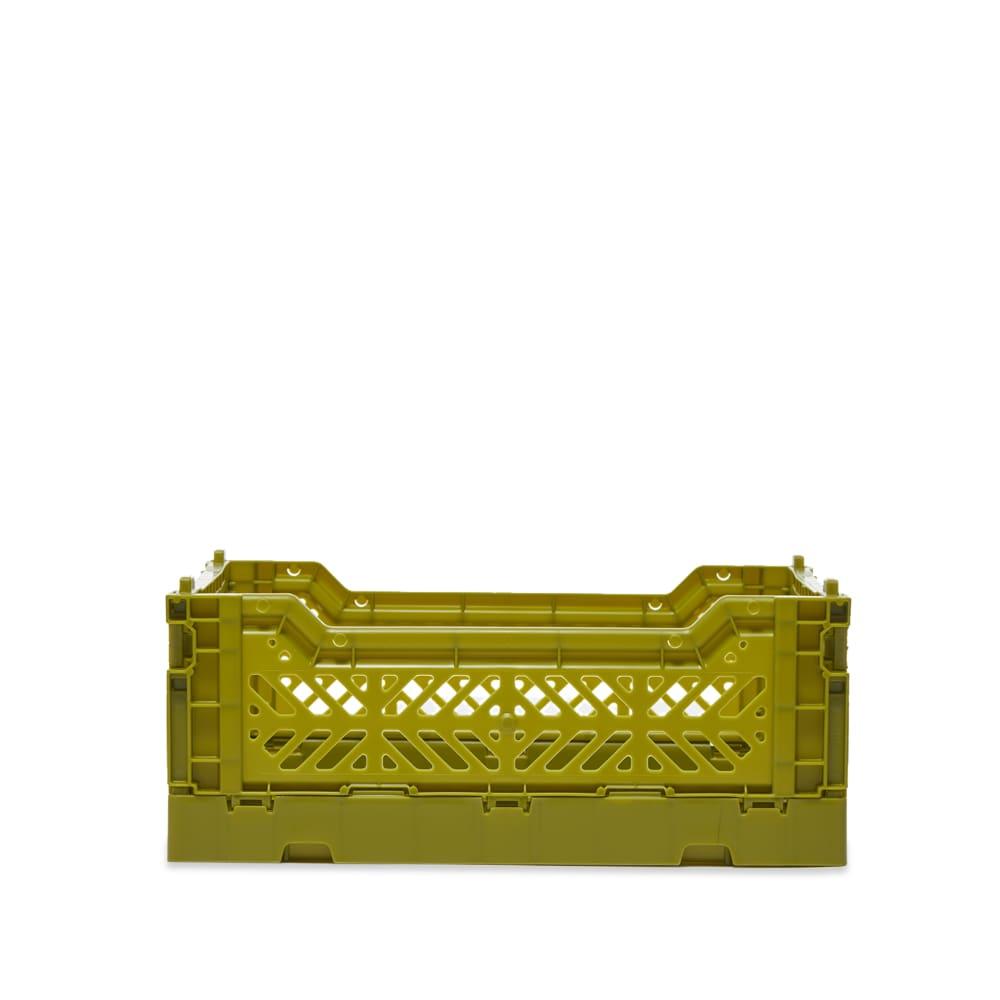 Aykasa Mini Crate - Olive