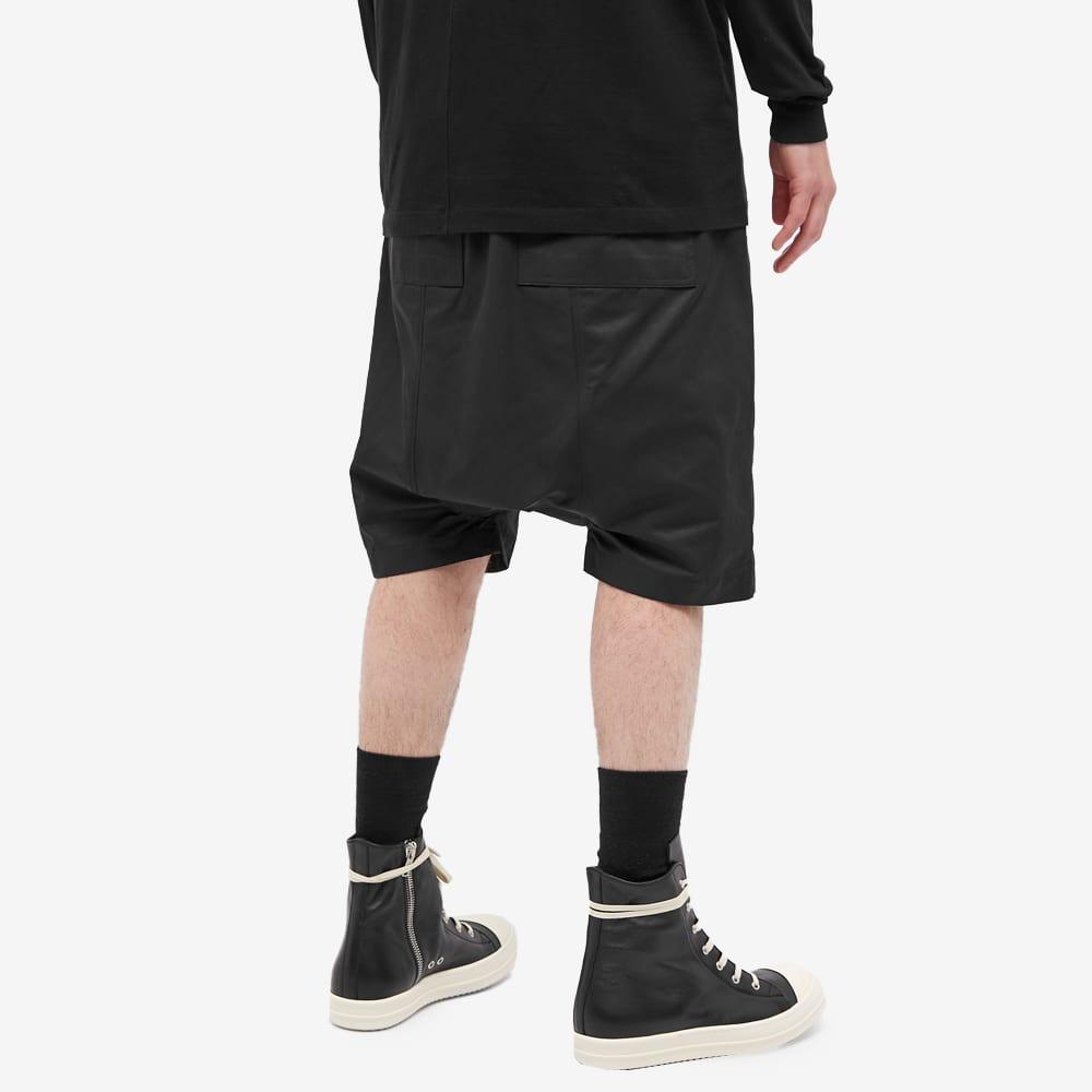 Rick Owens Rick's Pods Short - Black