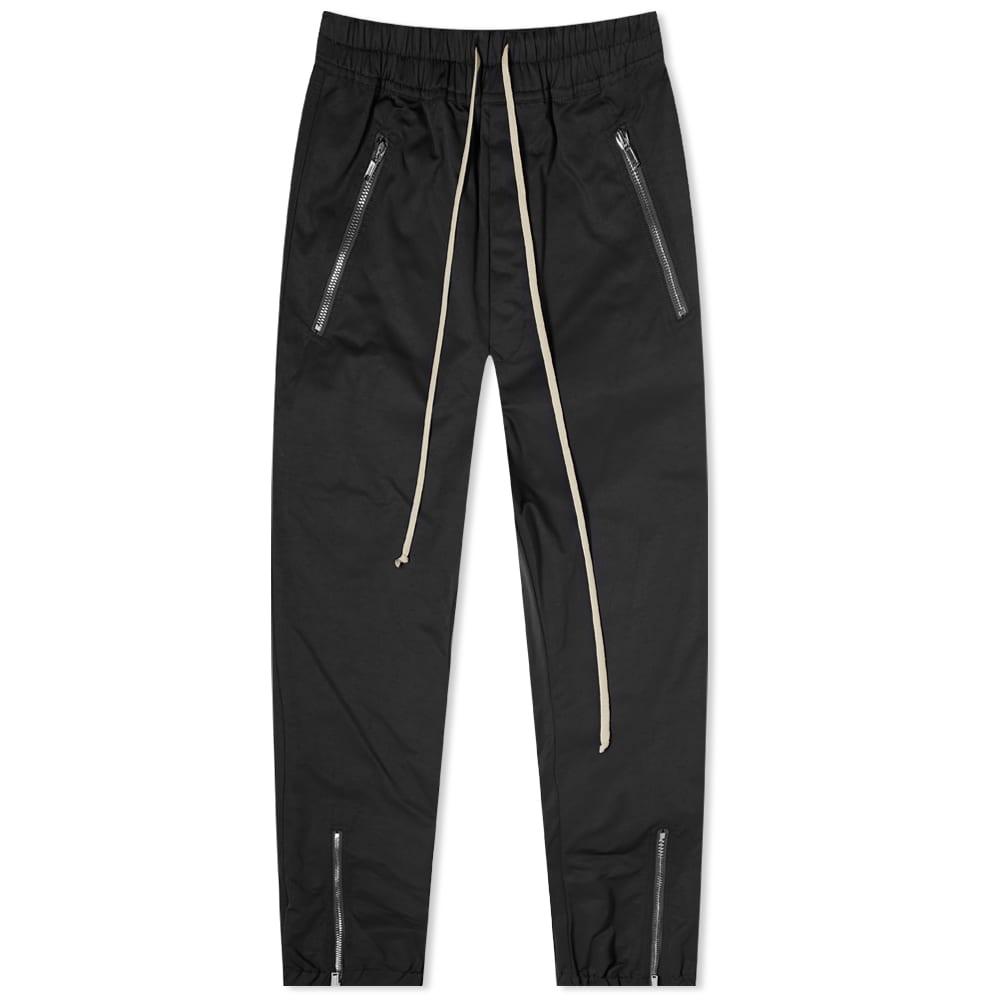 Rick Owens Tecutal Track Pant - Black