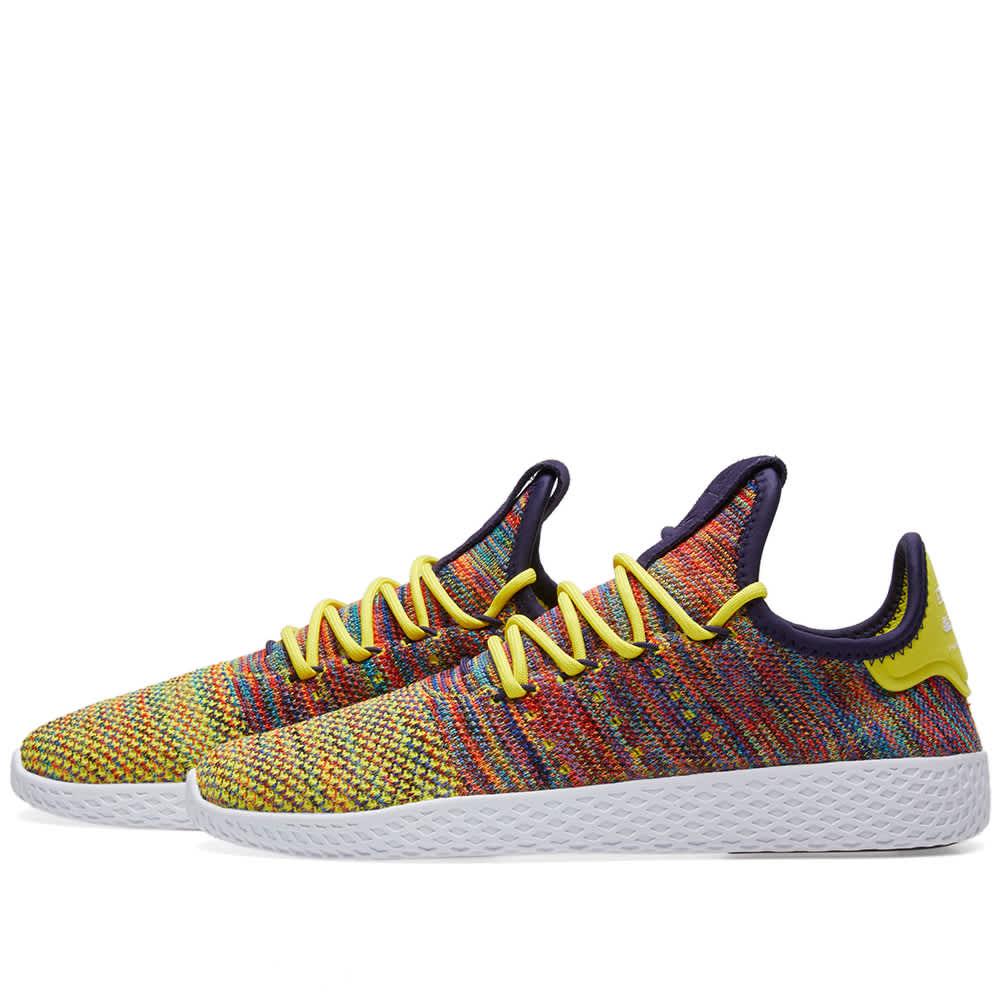 Adidas x Pharrell Williams Men Tennis HU blue noble ink semi