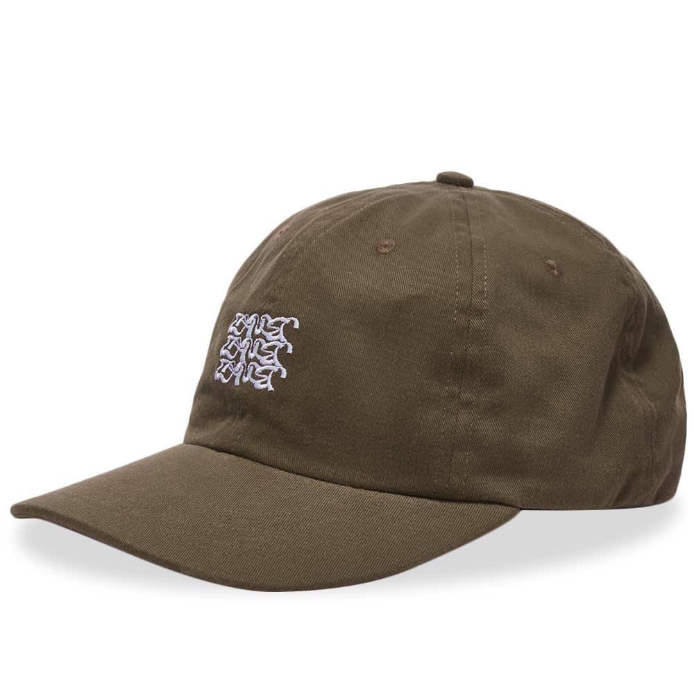 DancerTriple Logo Cap - Dusty Olive