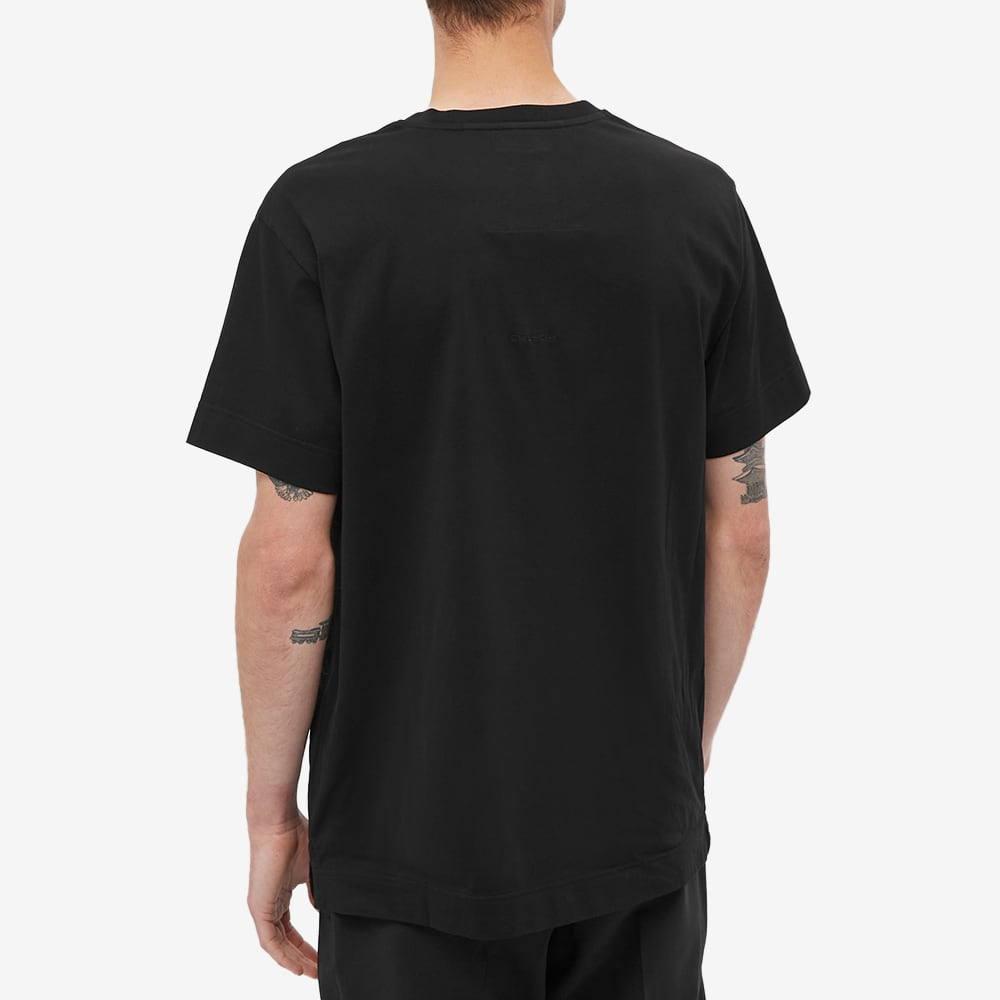 Givenchy 4G Embroidered Tee - Black