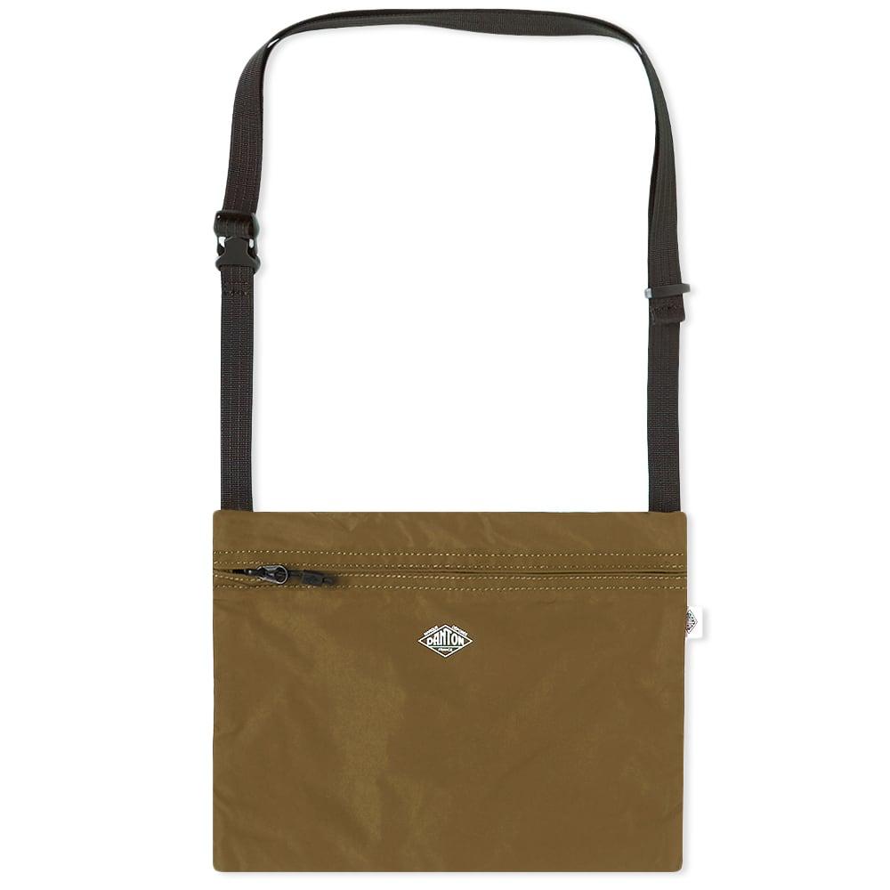 Danton Nylon Soachi Bag - Olive