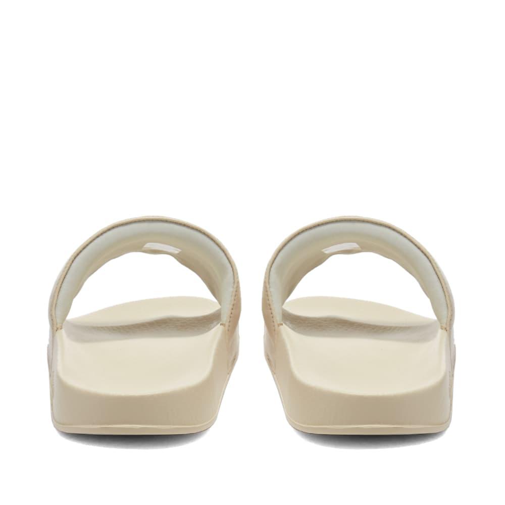Gucci Pursuit Logo Football Slide - White