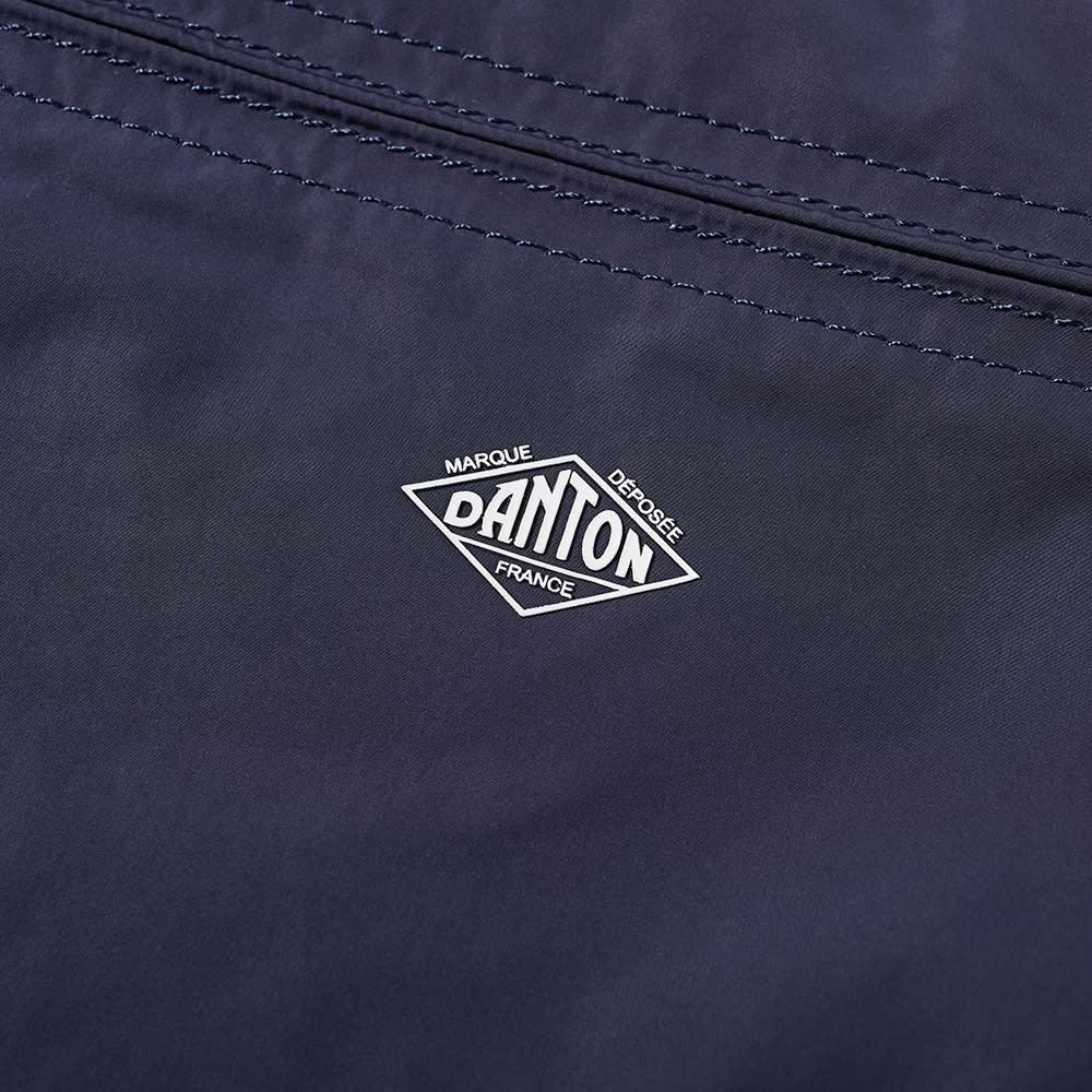 Danton Nylon Soachi Bag - Navy