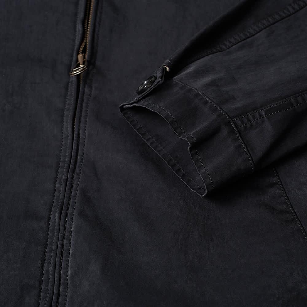 Ten C Garment Dyed Anorak - Navy