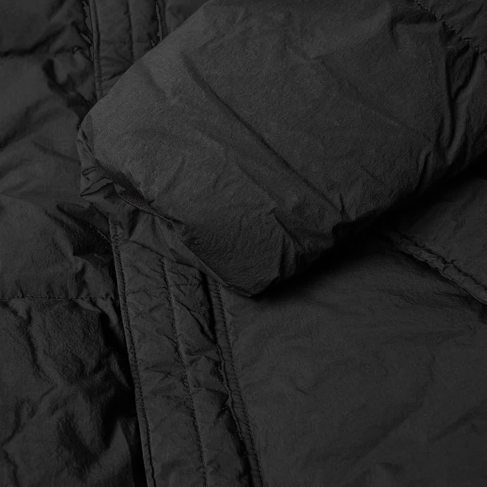Ten C Arctic Down Parka - Black