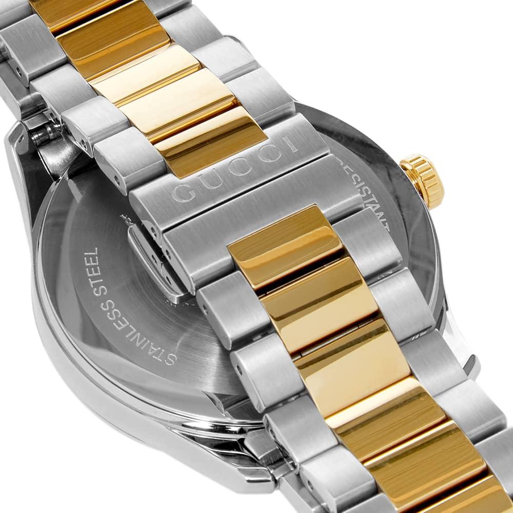 Gucci Timeless Snake Watch - Yellow Gold