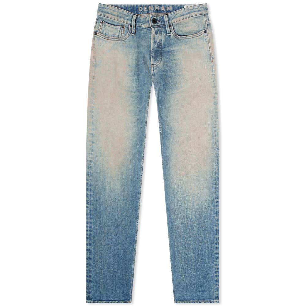 DENHAM 3 Year Wash Razor Jean - Blue