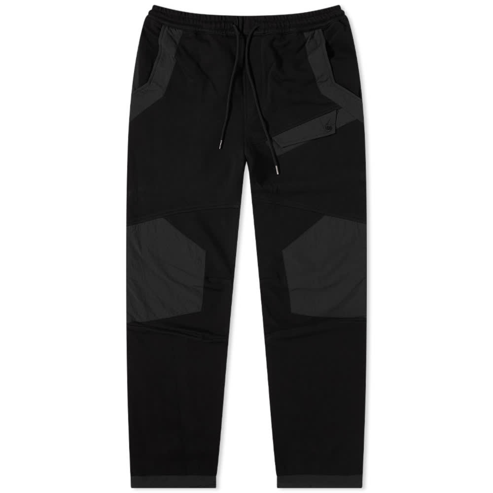 Maharishi Maha Tech Cargo Sweat Pant - Black