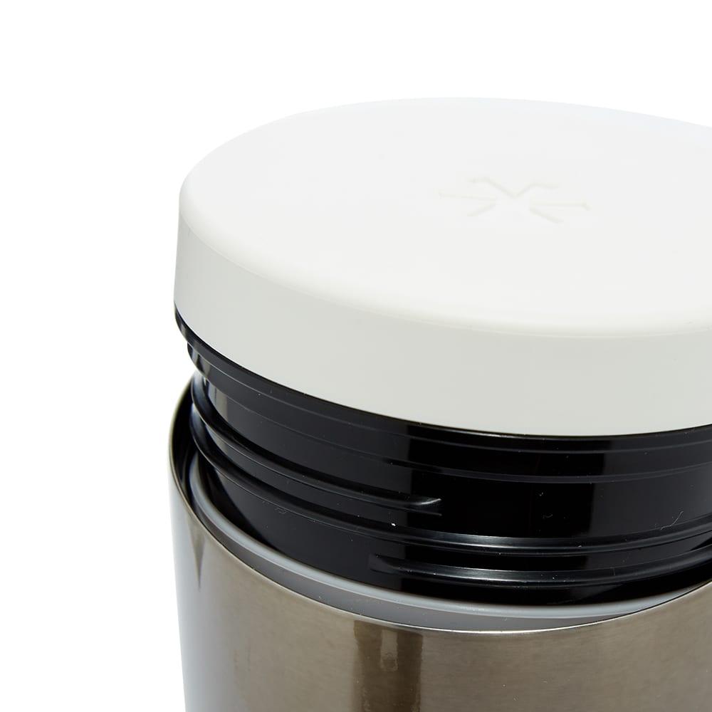 Snow Peak Kanpai Bottle 350ml - Dark Silver