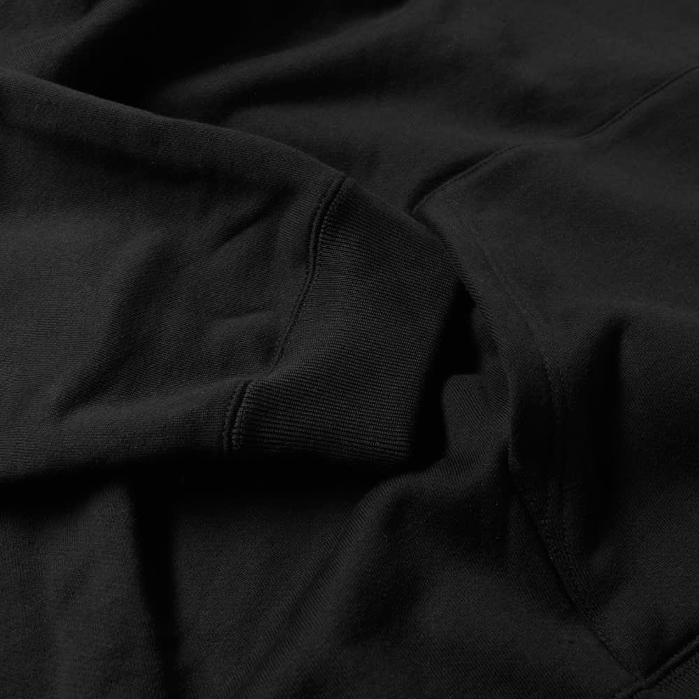 MASTERMIND WORLD Swarovski Skull Popover Hoody - Black