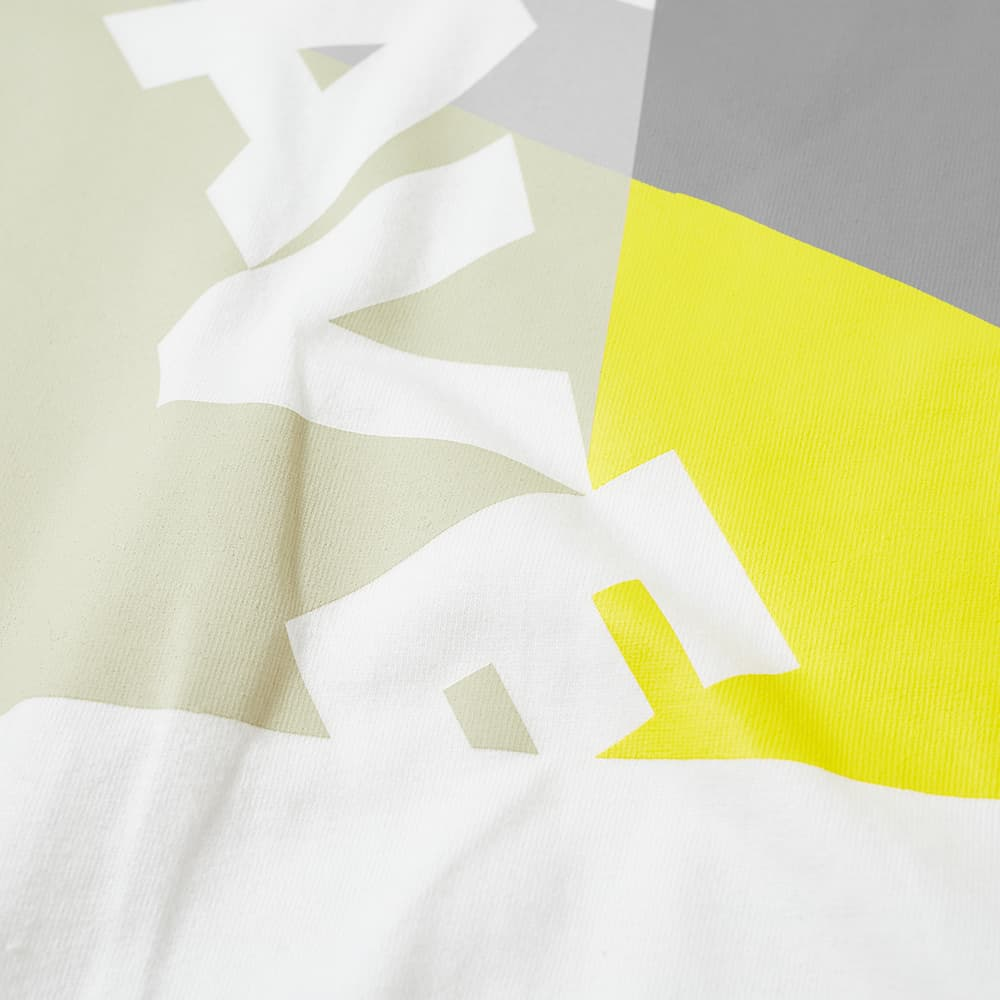 Know Wave Slalom Tee - White