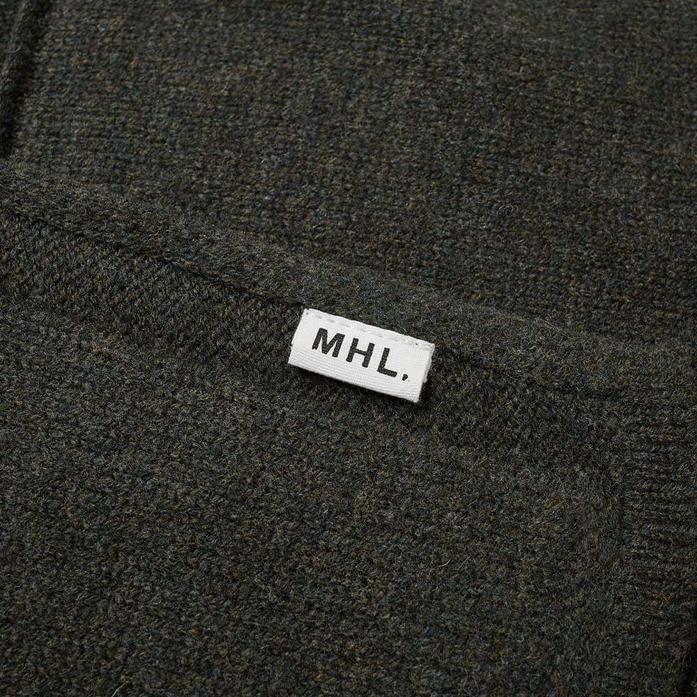MHL. by Margaret Howell Pocket Scarf - Khaki