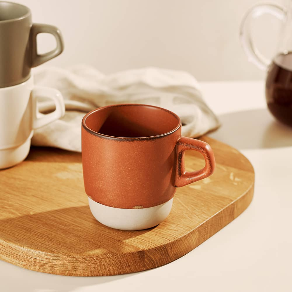 KINTO Stacking Mug - Orange