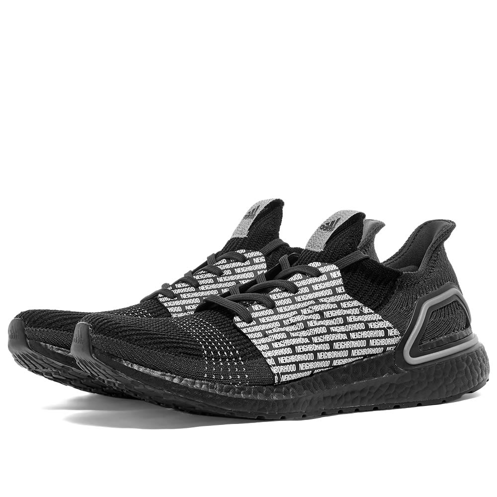 Adidas x Neighborhood Ultra Boost 19 - Black
