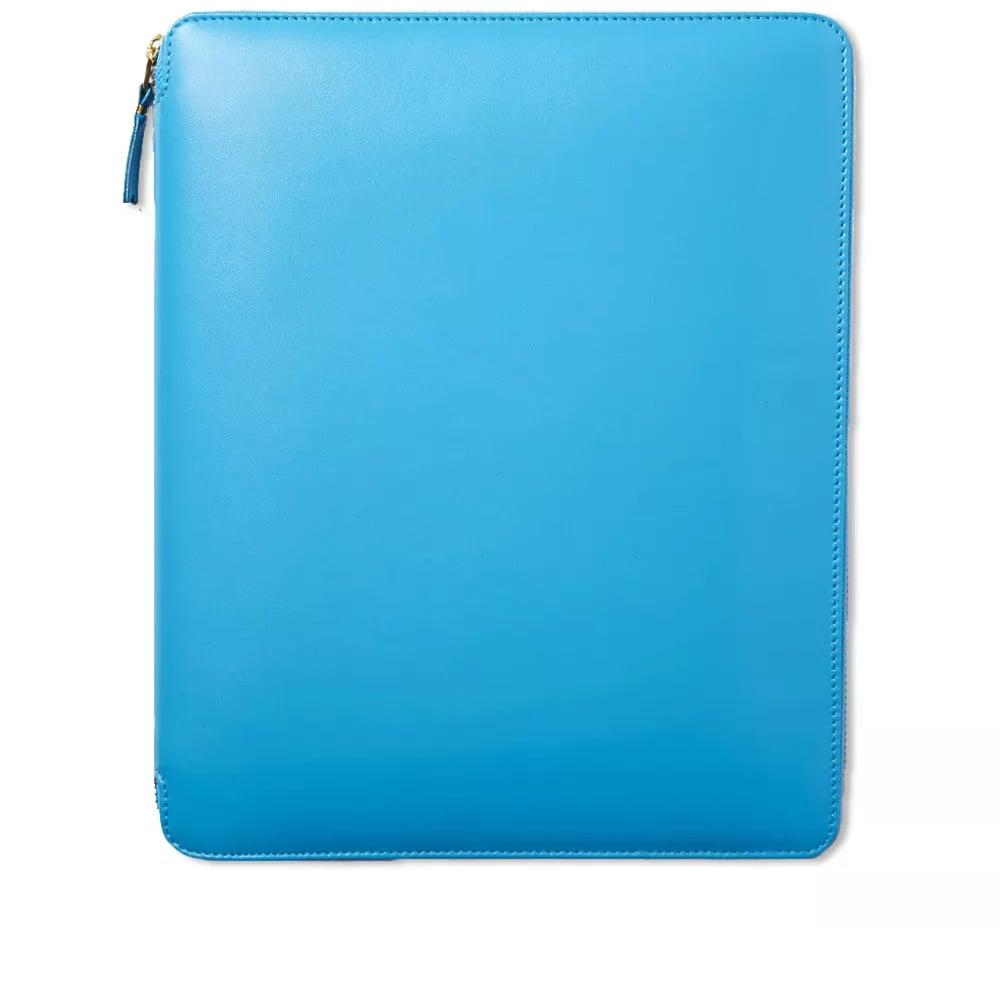 Comme des Garcons SA0203 iPad Wallet - Blue