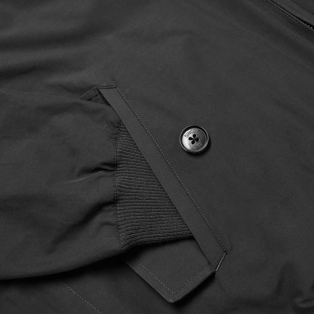 Baracuta G9 Original Harrington Jacket - Faded Black