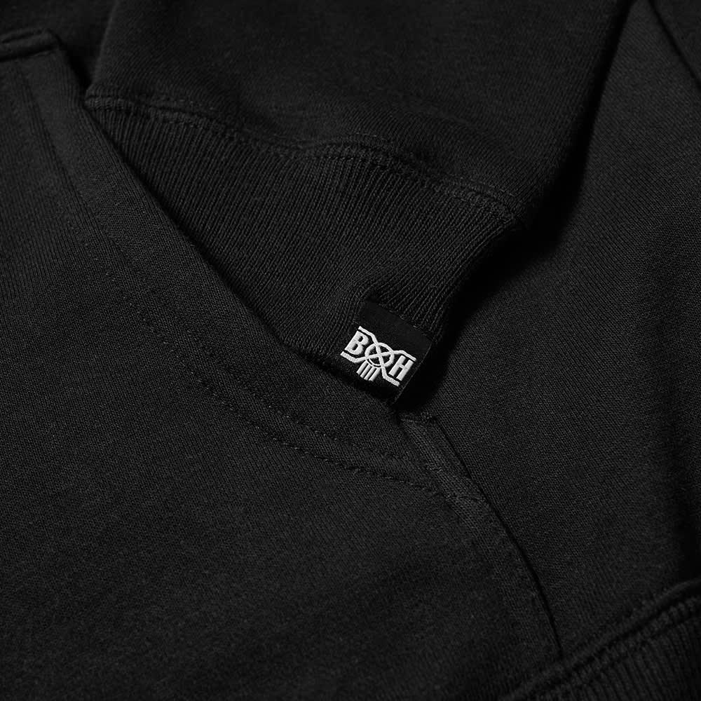 Bounty Hunter Japan Logo Popover Hoody - Black