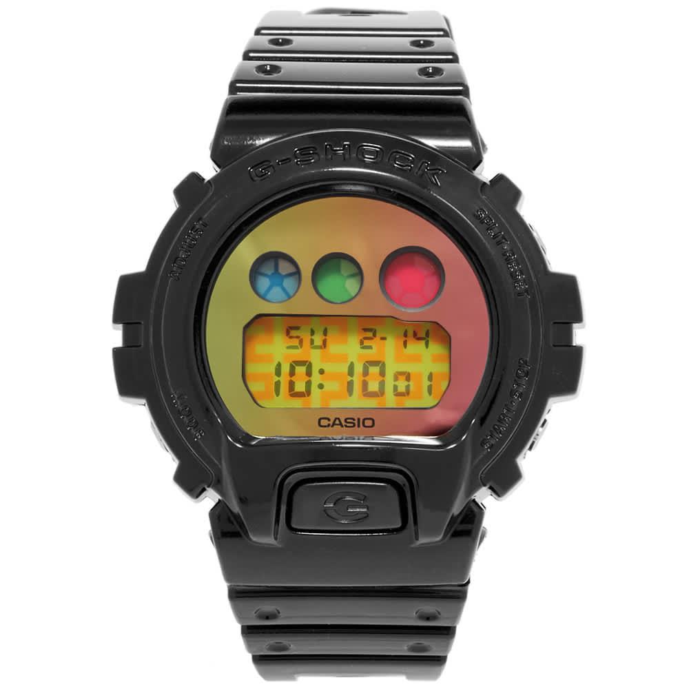 Casio G-Shock DW-6900 25th Anniversary Limited Edition Watch - Black
