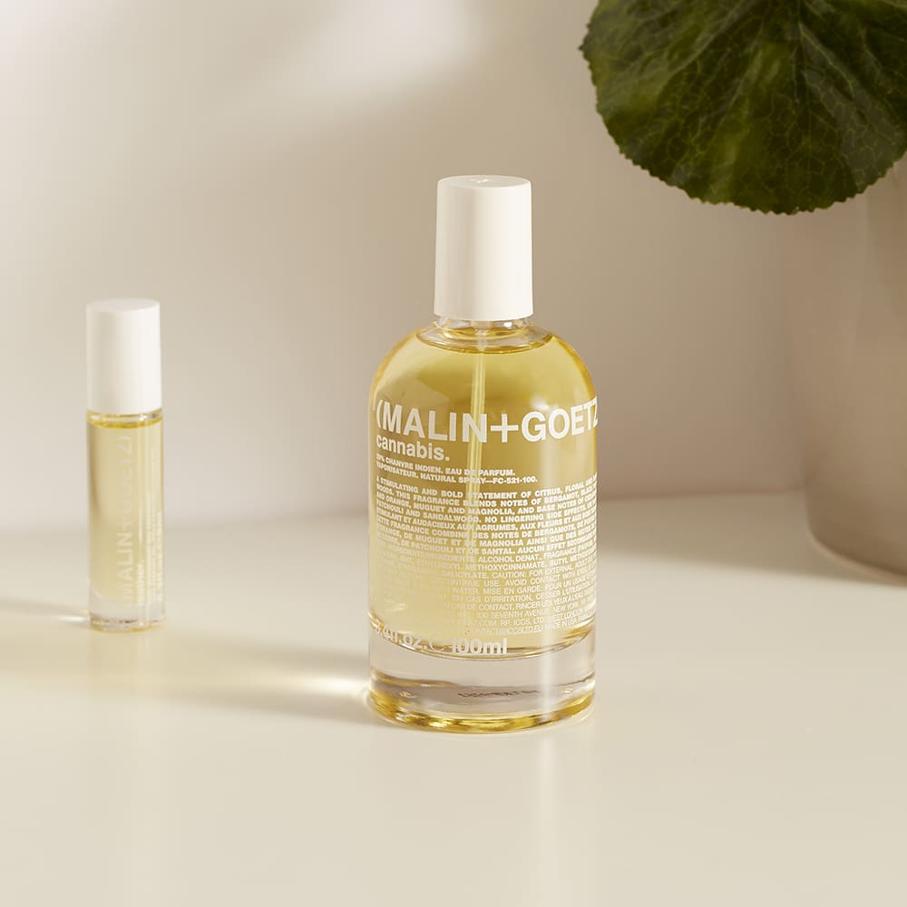 Malin + Goetz Cannabis Eau de Parfum - 100ml
