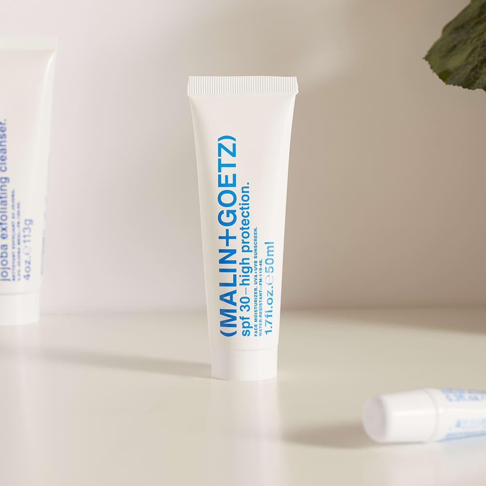 Malin + Goetz SPF 30 Face Moisturiser - 50ml