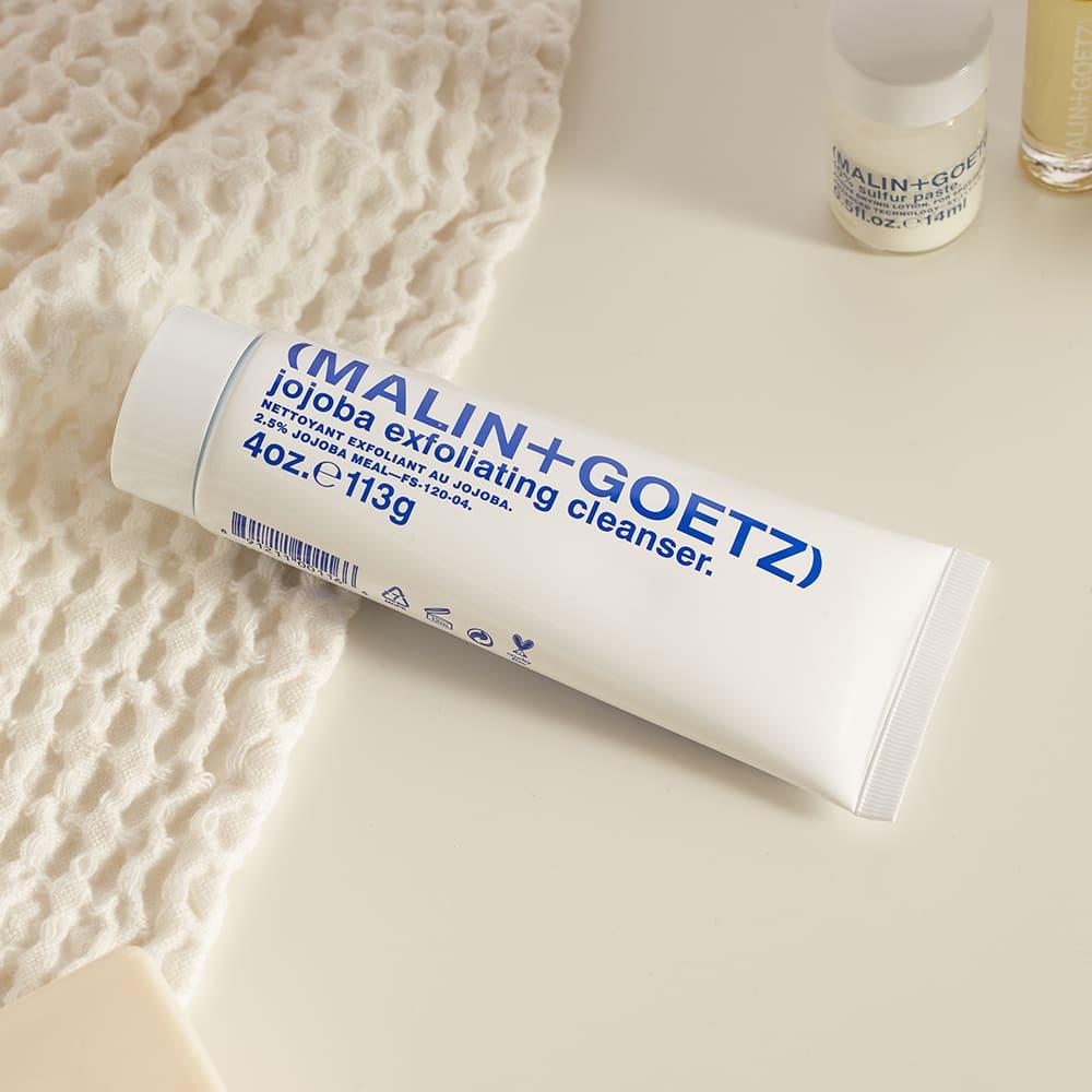 Malin + Goetz Jojoba Exfoliating Cleanser - 113ml