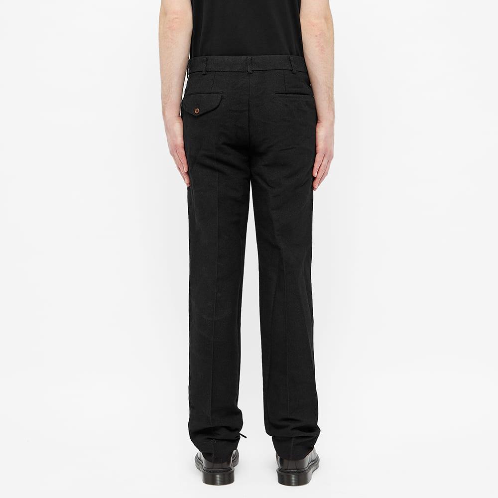 Comme des Garcons Homme Plus Slim Fit Trouser - Black