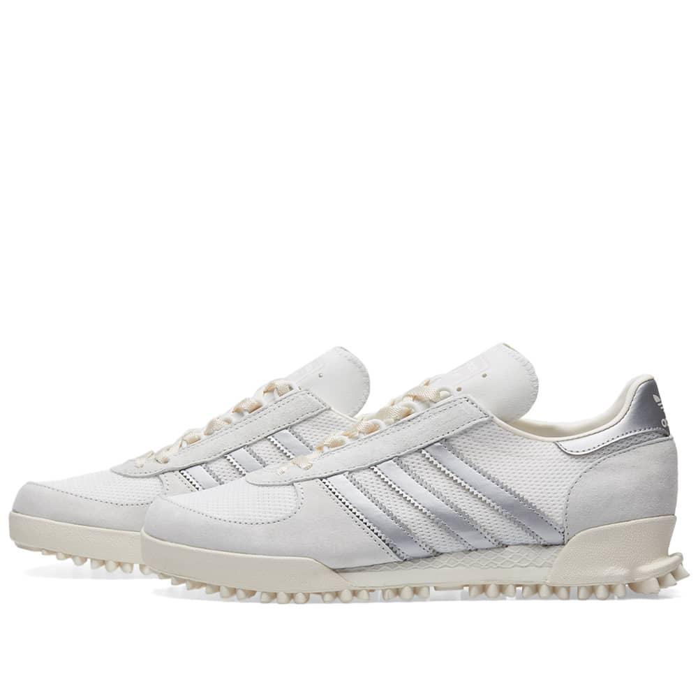 Adidas Marathon TR White \u0026 Black | END.