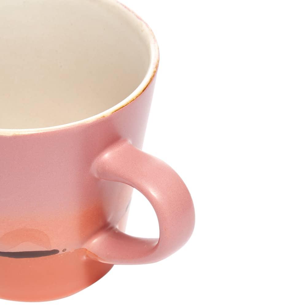 HKliving Americano Mugs - Set of 4 - Multi