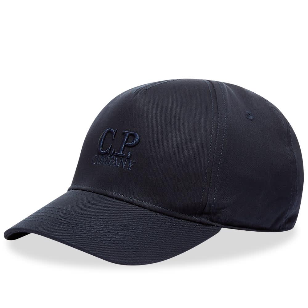 C.P. Company Undersixteen Baseball Cap - Total Eclipse