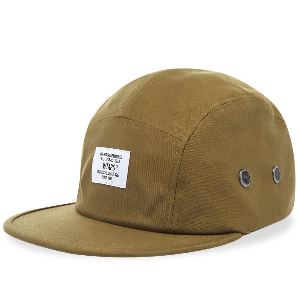 WTAPS T-5 01 Cap - Olive Drab
